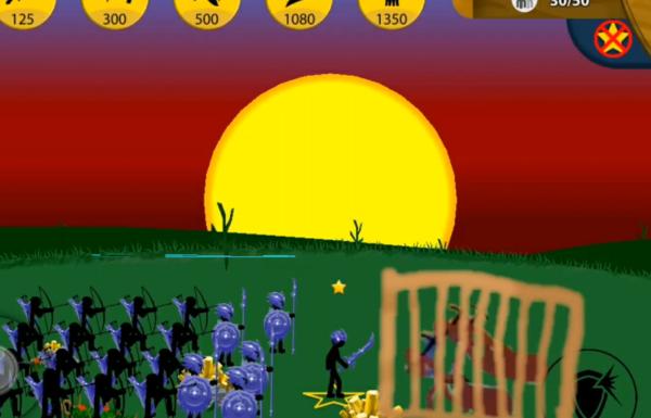 火柴人战争遗产无广告版破解版下载-火柴人战争遗产无广告版游戏下载