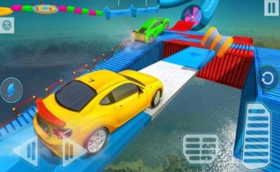 巨型坡道疯狂驾驶下载-巨型坡道疯狂驾驶手机版下载