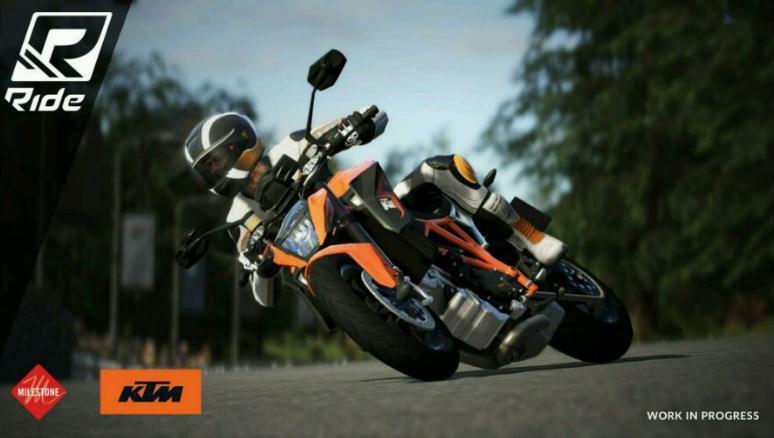 ride4游戏手机版