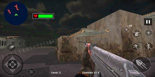 僵尸和猎人内购破解版下载-僵尸和猎人破解版无限钻石下载