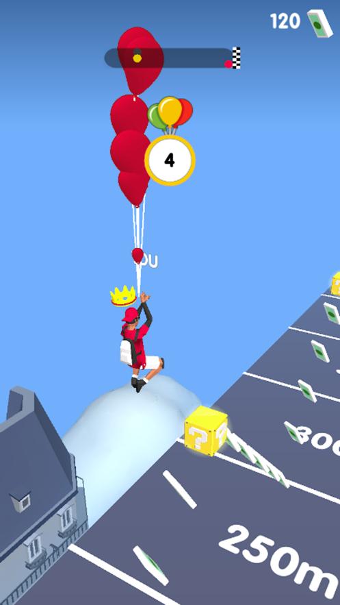 氣球運動員