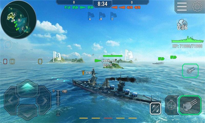 太平洋战舰联盟
