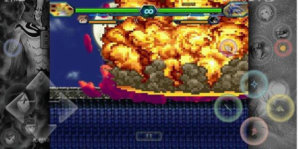 死神vs火影战神改(解锁完整版)游戏下载-死神vs火影战神改最新版游戏下载