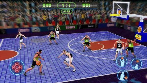 世界狂人籃球下載-世界狂人籃球安卓版下載