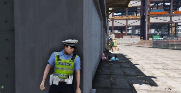 gta5警察模拟器手机版中文版游戏下载-gta5警察模拟器手机版破解版游戏下载
