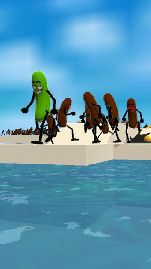 Pickle Run 3D