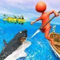 野生鲨鱼猎人