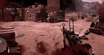战地1栓动步枪英菲尔德卡宾型玩法介绍