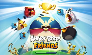 愤怒的小鸟朋友版无限金币