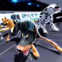 警犬追捕模拟器