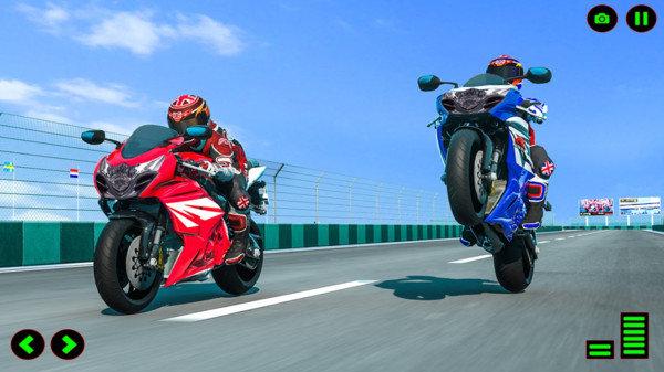 摩托赛车超级联赛2020最新安卓版游戏下载