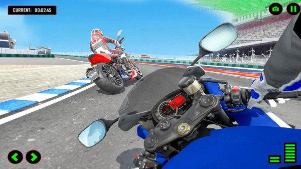 摩托赛车超级联赛2020
