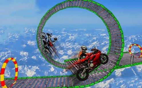 摩托车空中赛道3D下载-摩托车空中赛道3D官方版下载