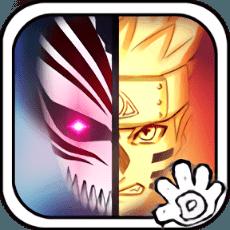 死神vs火影1000000人物版