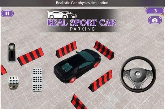跑車泊車完美駕駛挑戰下載-跑車泊車完美駕駛挑戰游戲下載