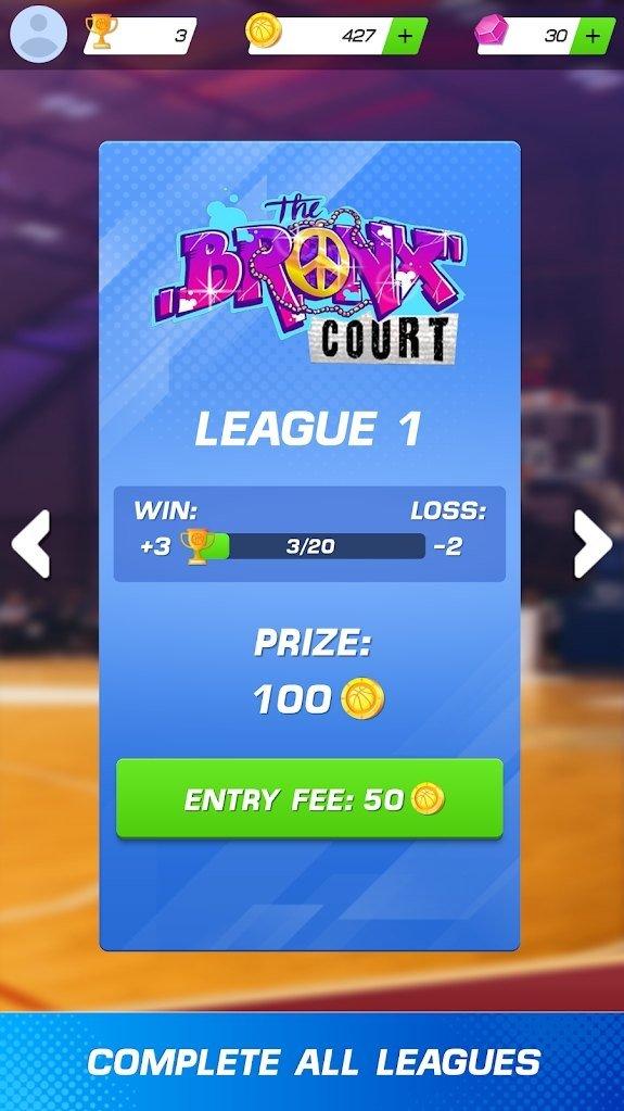 篮球冲突扣篮大赛游戏下载-篮球冲突扣篮大赛安卓版下载