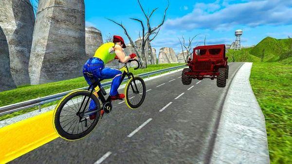 无畏自行车车手下载-无畏自行车车手安卓版下载