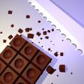 抖音巧克力切割