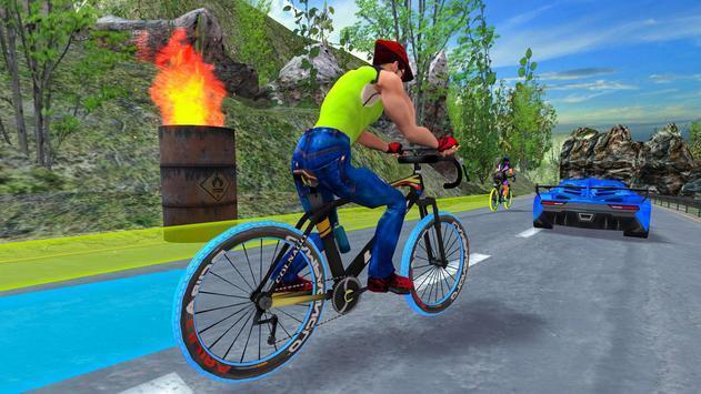 无畏自行车车手