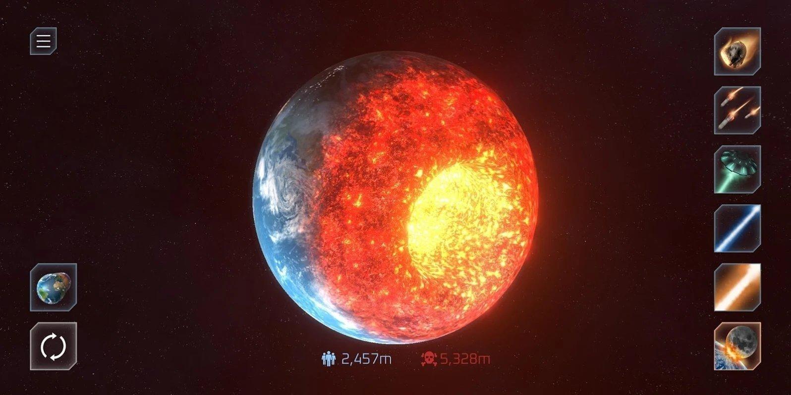 星球毁灭模拟器最新版