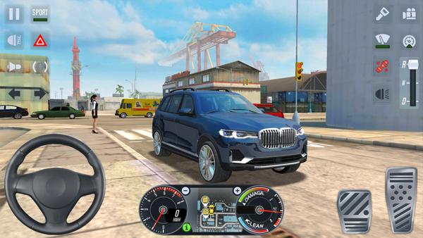 出租车模拟2020破解版无限金币版游戏下载-出租车模拟2020破解版游戏下载