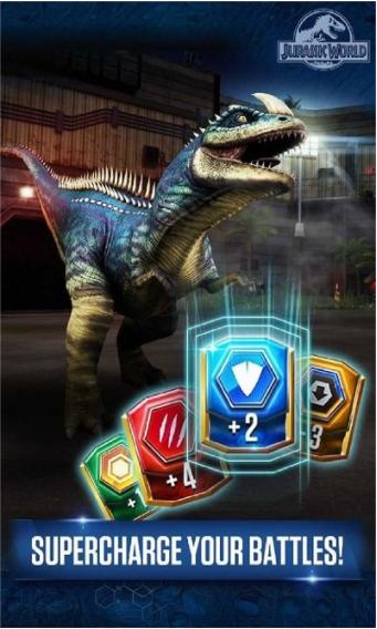 侏罗纪世界破解版最新下载-侏罗纪世界破解版最新游戏下载
