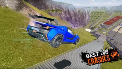 死亡楼梯车祸模拟器安卓版下载-死亡楼梯车祸模拟器游戏最新版下载