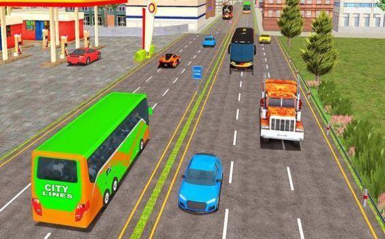 无限巴士模拟器手游下载-无限巴士模拟器游戏下载