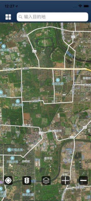 3d地图卫星地图高清街景
