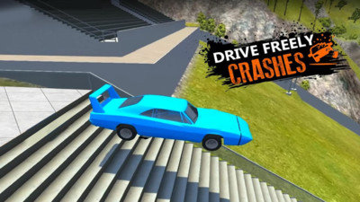 死亡楼梯车祸模拟器下载-死亡楼梯车祸模拟器游戏下载