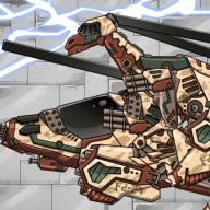 戰斗機恐龍機器人