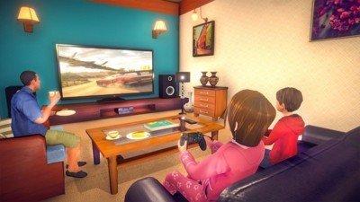 快乐一家人模拟器游戏下载-快乐一家人模拟器游戏最新版下载