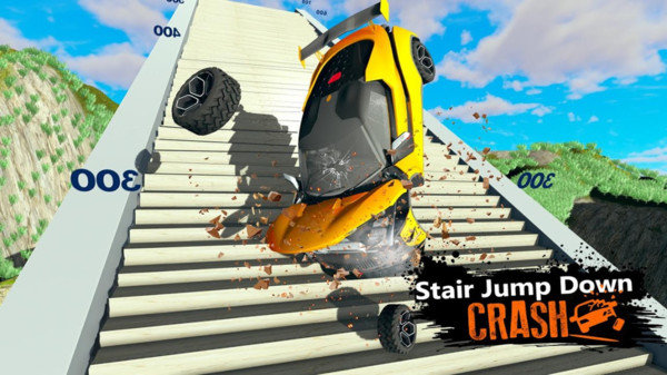 死亡楼梯车祸模拟器安卓版下载-死亡楼梯车祸模拟器游戏下载