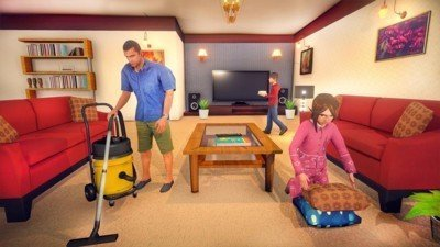 快乐一家人模拟器