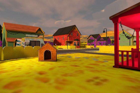 海绵冰淇淋恐怖邻居游戏下载-海绵冰淇淋恐怖邻居游戏安卓版下载