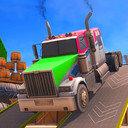 城市卡车停车模拟器