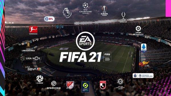 FIFA21手机版下载安装-FIFA21手机安卓版最新下载