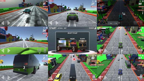 高速赛车3D游戏下载-高速赛车3D安卓版下载