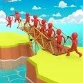 桥梁搭建3D