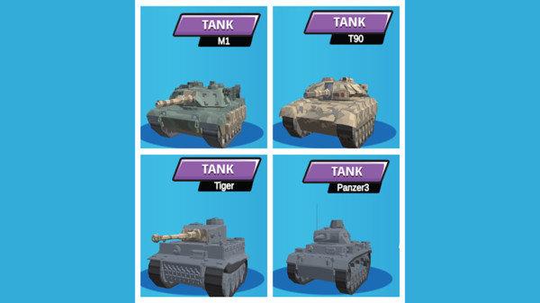 终极坦克淘汰赛游戏下载-终极坦克淘汰赛手机版下载