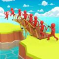 橋梁搭建3D
