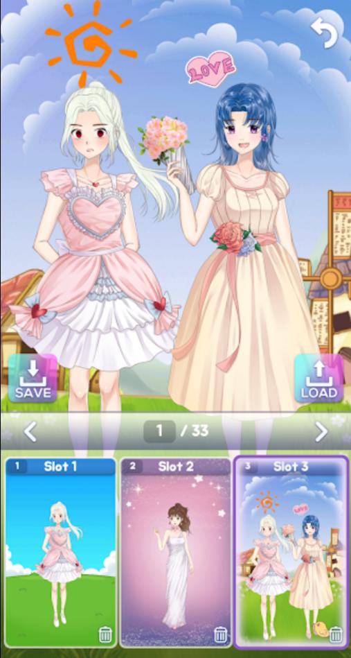 Princess Idol是一款精美华丽的趣味换装小游戏