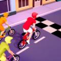 自行車沖刺賽