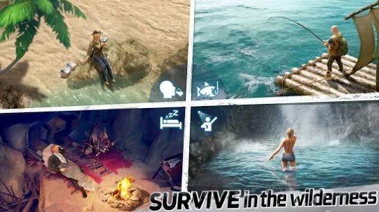 迷失在藍色僵尸島生存下載-迷失在藍色僵尸島生存安卓版下載