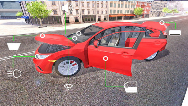 城市汽车模拟器2021游戏下载-城市汽车模拟器2021最新版下载