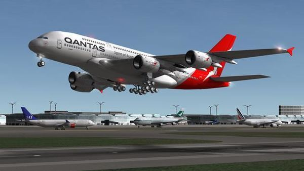RFS模拟飞行2020最新版下载-RFS模拟飞行2020中文版下载