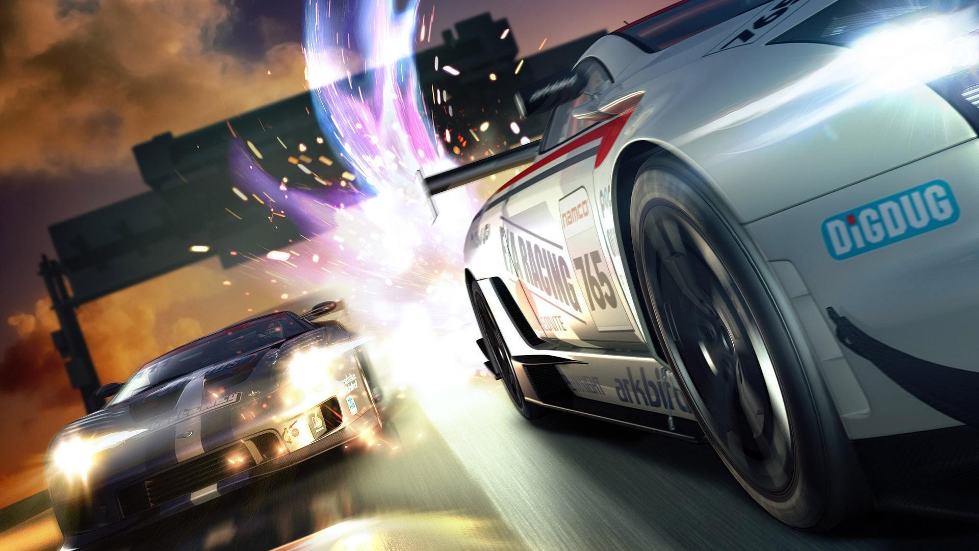 玩的人最多的竞技赛车游戏