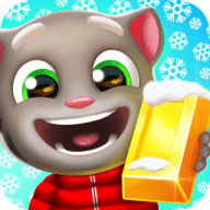 汤姆猫跑酷下雪版