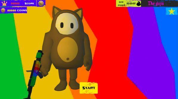 糖糖人刺激战场游戏下载-糖糖人刺激战场游戏安卓版下载