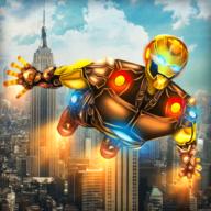 未來鋼鐵俠繩索英雄